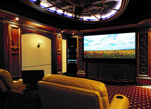 What's Most Important for Home Theater Design?Before You Accessorize the Home Theater, Focus on the Room Itself