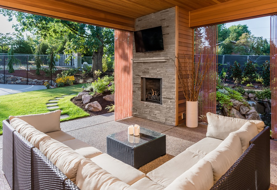 This Spring—Be Entertained!Utilize Outdoor Audio Video to Enjoy the Coming Warm Weather