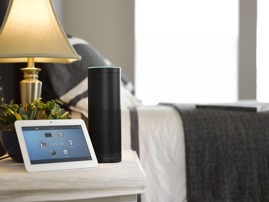Control4 and Amazon Alexa: The Perfect PairImprove Smart Home Control with Your Voice