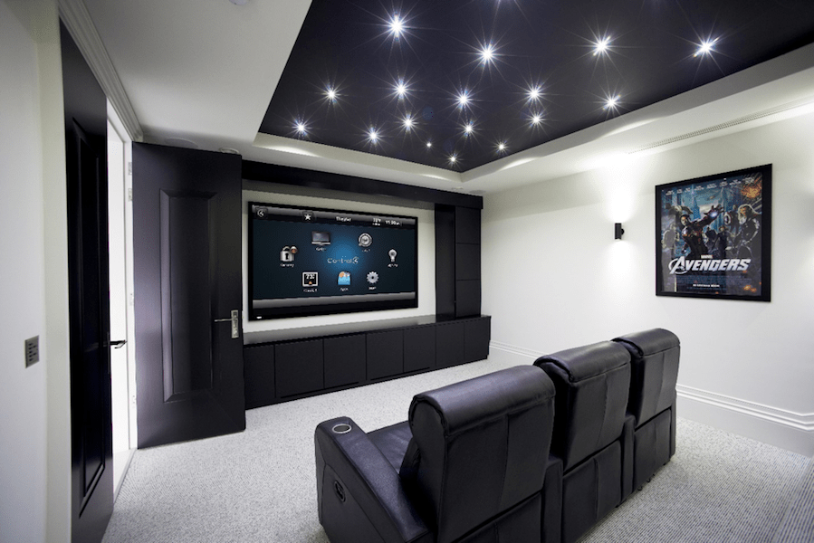 Here Are 3 Ways You Can Have a Dynamic Home Theater DesignYour Home Theater Doesn't Just Have To Be For Watching Movies