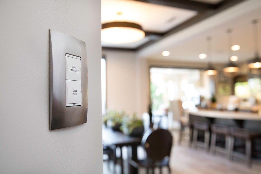 How Home Lighting Control Simplifies Back to School for Your Family